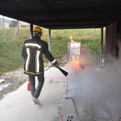 Eurologistics | Incendie : nouvelles infrastructures